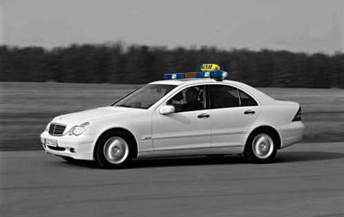 Taxi-Polícia